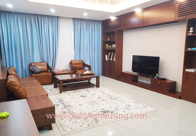 Big size 3 bedroom apartment for rent in L3 building Ciputra 6
