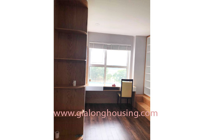 Big size 3 bedroom apartment for rent in L3 building Ciputra 9