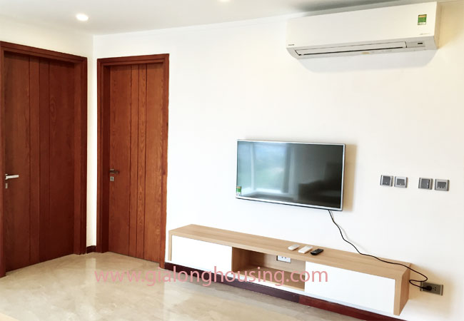 Three bedroom apartment for rent in L1 building, Ciputra 2