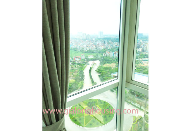 Three bedroom apartment for rent in L1 building, Ciputra 3