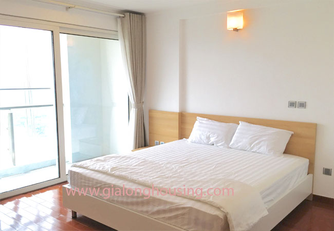 Three bedroom apartment for rent in L1 building, Ciputra 10