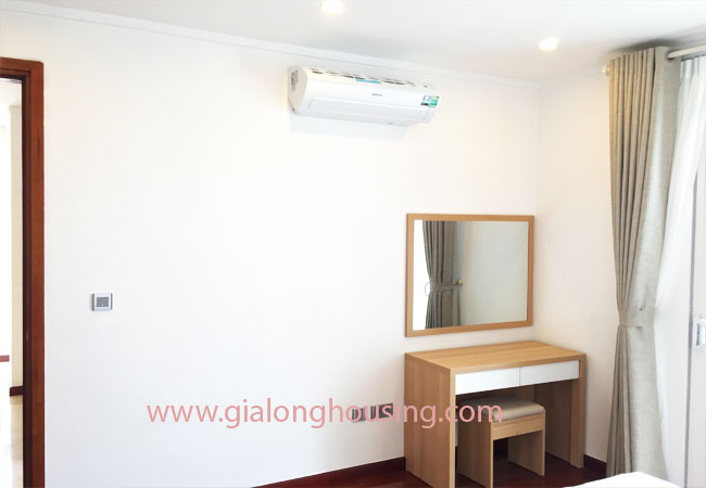 Three bedroom apartment for rent in L1 building, Ciputra 11