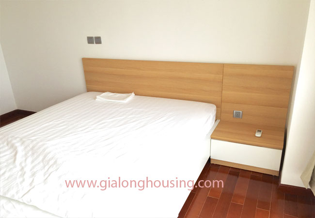 Three bedroom apartment for rent in L1 building, Ciputra 8