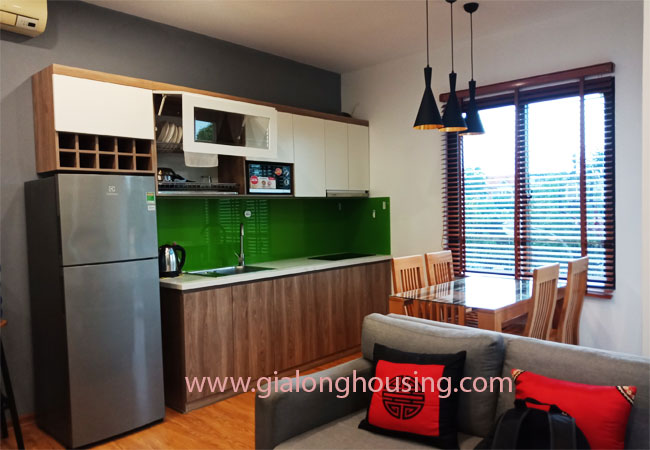 02 bedrooms apartment for rent in Tu Hoa street, tay Ho district 1