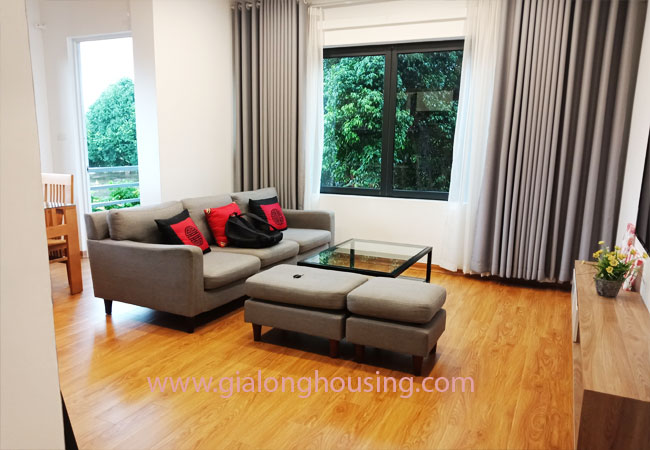 02 bedrooms apartment for rent in Tu Hoa street, tay Ho district 2