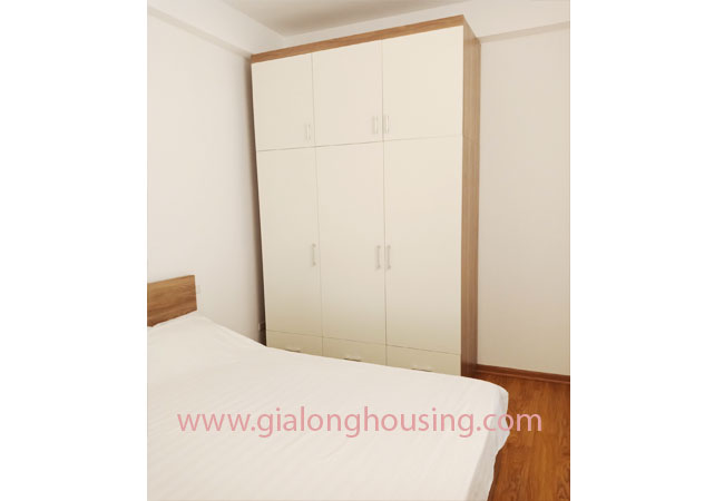 02 bedrooms apartment for rent in Tu Hoa street, tay Ho district 8