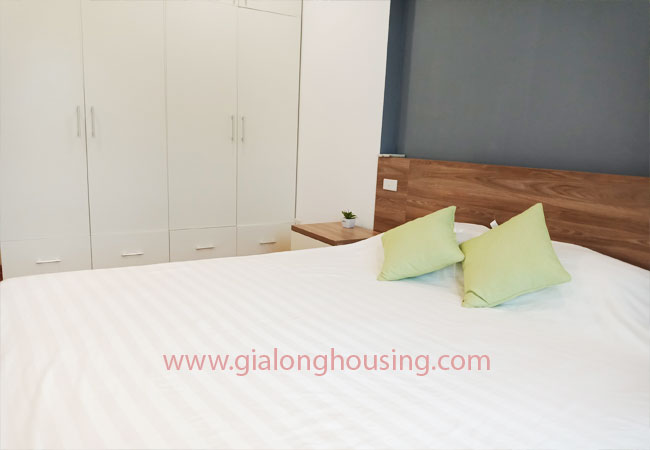 02 bedrooms apartment for rent in Tu Hoa street, tay Ho district 9