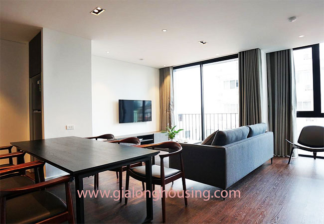 02 bedroom apartment for rent in Tay Ho street 1