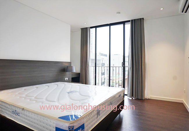 02 bedroom apartment for rent in Tay Ho street 12