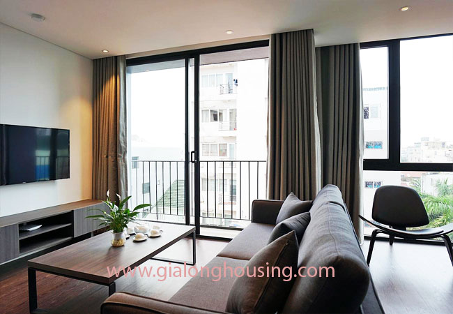 02 bedroom apartment for rent in Tay Ho street 2