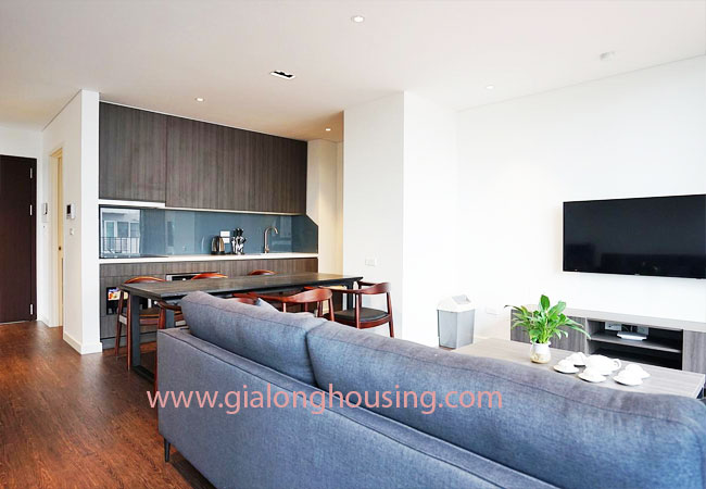 02 bedroom apartment for rent in Tay Ho street 3