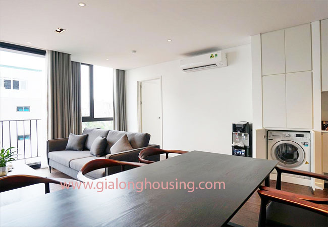 02 bedroom apartment for rent in Tay Ho street 4