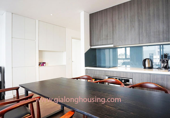 02 bedroom apartment for rent in Tay Ho street 5