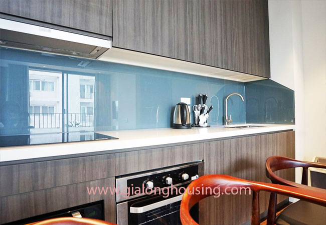02 bedroom apartment for rent in Tay Ho street 6