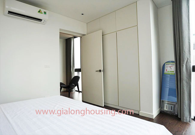 02 bedroom apartment for rent in Tay Ho street 8