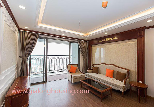 Quality 2 bedroom apartment in Xuan Dieu, D'.Le Roi Soleil 1