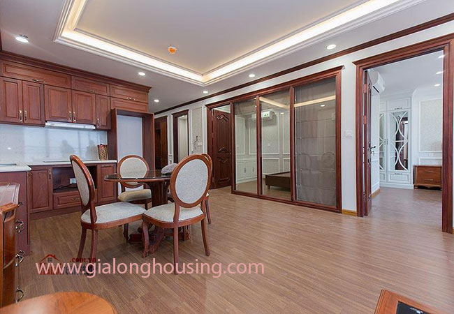 Quality 2 bedroom apartment in Xuan Dieu, D'.Le Roi Soleil 4