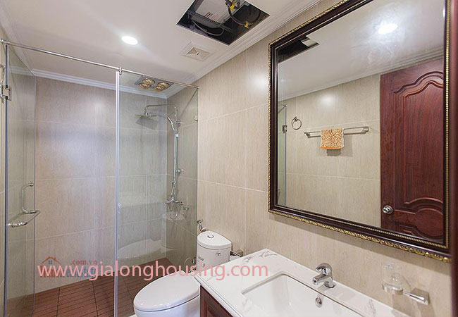 Quality 2 bedroom apartment in Xuan Dieu, D'.Le Roi Soleil 5