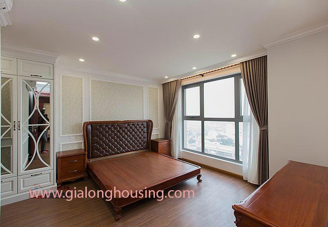 Quality 2 bedroom apartment in Xuan Dieu, D'.Le Roi Soleil 9