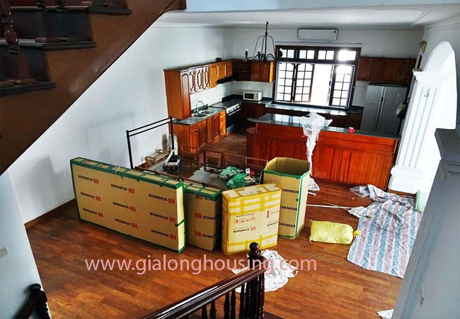 Gorgeous large villa with garden to let in the To Ngoc Van street 5