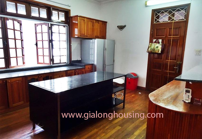Gorgeous large villa with garden to let in the To Ngoc Van street 7