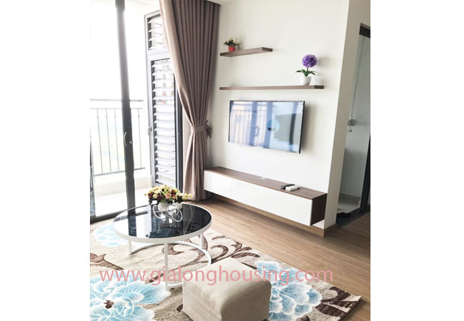 02 bedroom apartment for rent in Vinhomes Green Bay 2