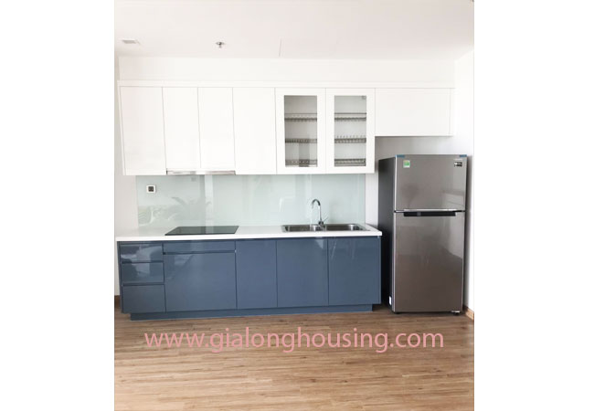 02 bedroom apartment for rent in Vinhomes Green Bay 5