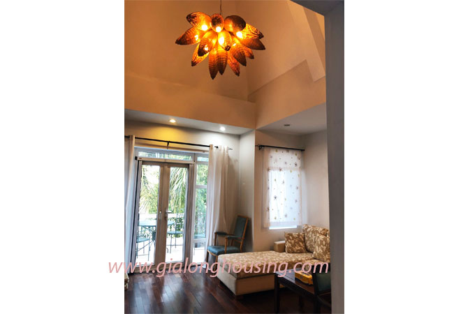 Nice furnished villa for rent in Block T4 Ciputra Hanoi 12