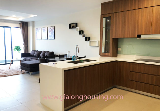 02 bedroom apartment for rent in Kosmo Tay Ho 1