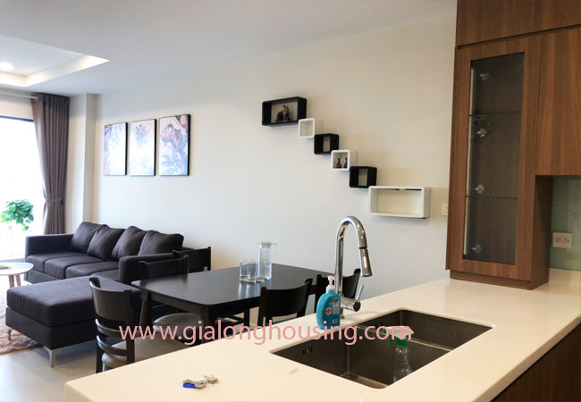02 bedroom apartment for rent in Kosmo Tay Ho 2