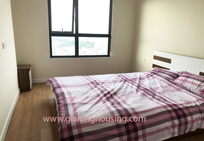 02 bedroom apartment for rent in Kosmo Tay Ho 8