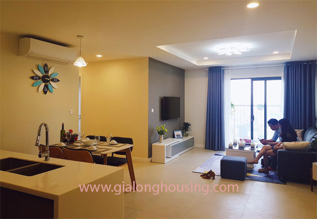 Luxury apartment for rent in Kosmo Tay Ho Hanoi 1
