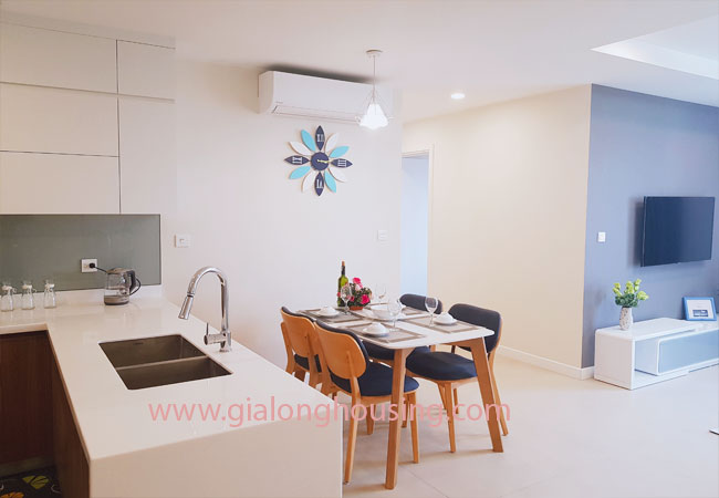 Luxury apartment for rent in Kosmo Tay Ho Hanoi 2