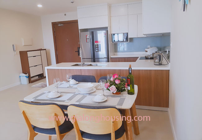 Luxury apartment for rent in Kosmo Tay Ho Hanoi 5