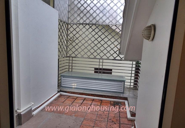 Nice house for rent in Dang Thai Mai street, Tay Ho district 11