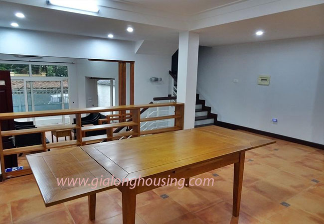 Nice house for rent in Dang Thai Mai street, Tay Ho district 6
