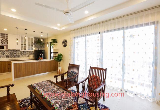 03 bedroom apartment for rent in Kosmo Tay Ho 1