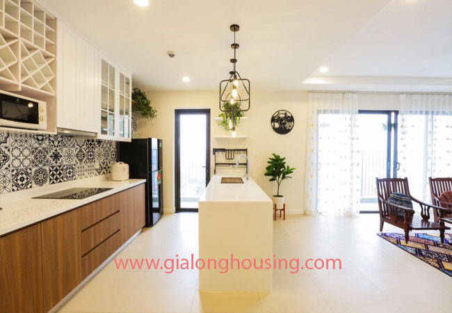 03 bedroom apartment for rent in Kosmo Tay Ho 2