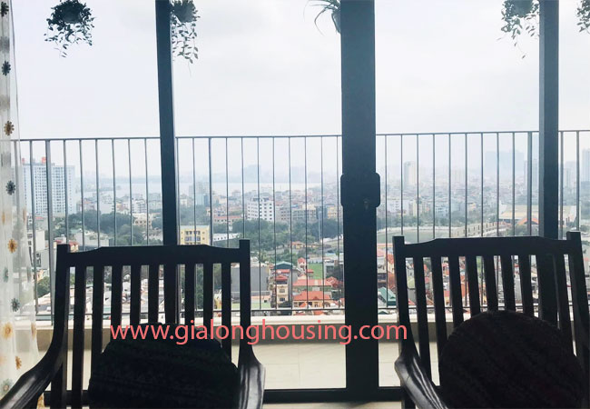 03 bedroom apartment for rent in Kosmo Tay Ho 5