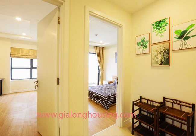 03 bedroom apartment for rent in Kosmo Tay Ho 9