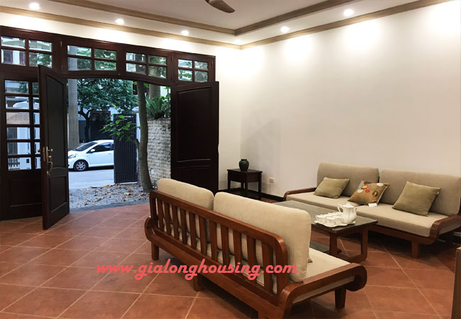 Nicely furnished villa Ciputra for rent with 6 bedrooms, C Block 1