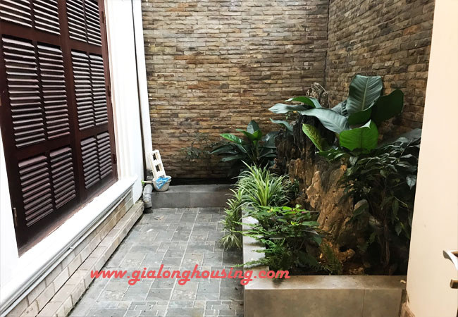 Nicely furnished villa Ciputra for rent with 6 bedrooms, C Block 10