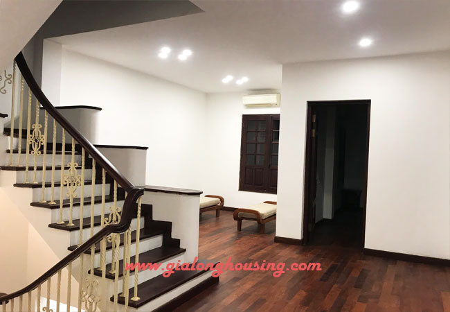 Nicely furnished villa Ciputra for rent with 6 bedrooms, C Block 17