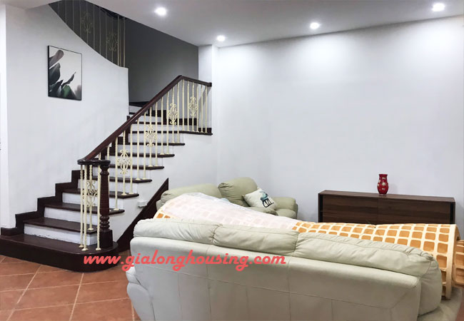 Nicely furnished villa Ciputra for rent with 6 bedrooms, C Block 19