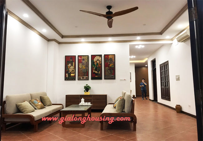 Nicely furnished villa Ciputra for rent with 6 bedrooms, C Block 2