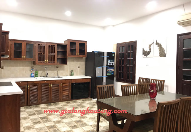 Nicely furnished villa Ciputra for rent with 6 bedrooms, C Block 5