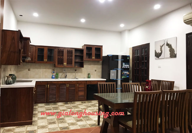 Nicely furnished villa Ciputra for rent with 6 bedrooms, C Block 6