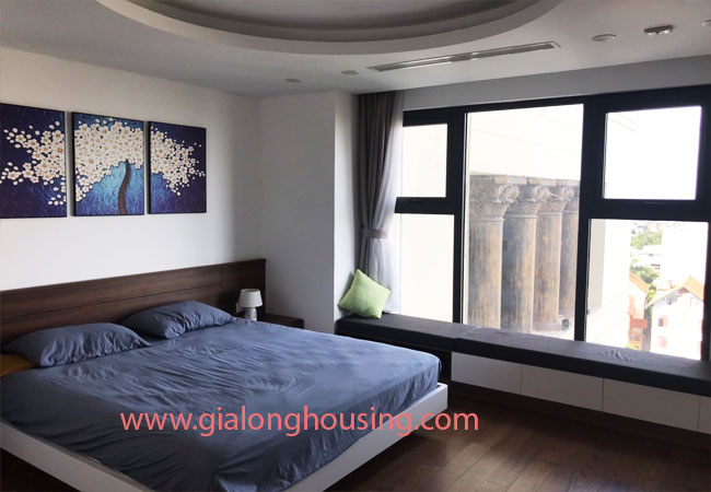 Apartment in D'.Le Roi Soleil Quang An for rent 10