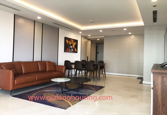Apartment in D'.Le Roi Soleil Quang An for rent 2