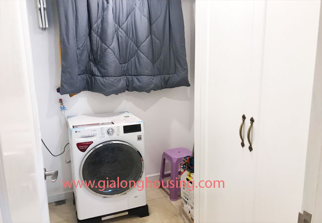 Apartment in D'.Le Roi Soleil Quang An for rent 6